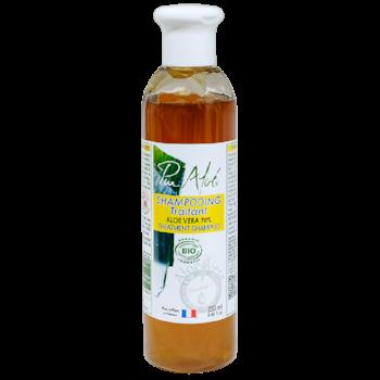 Shampoing à l'Aloe Vera -Pur Aloé