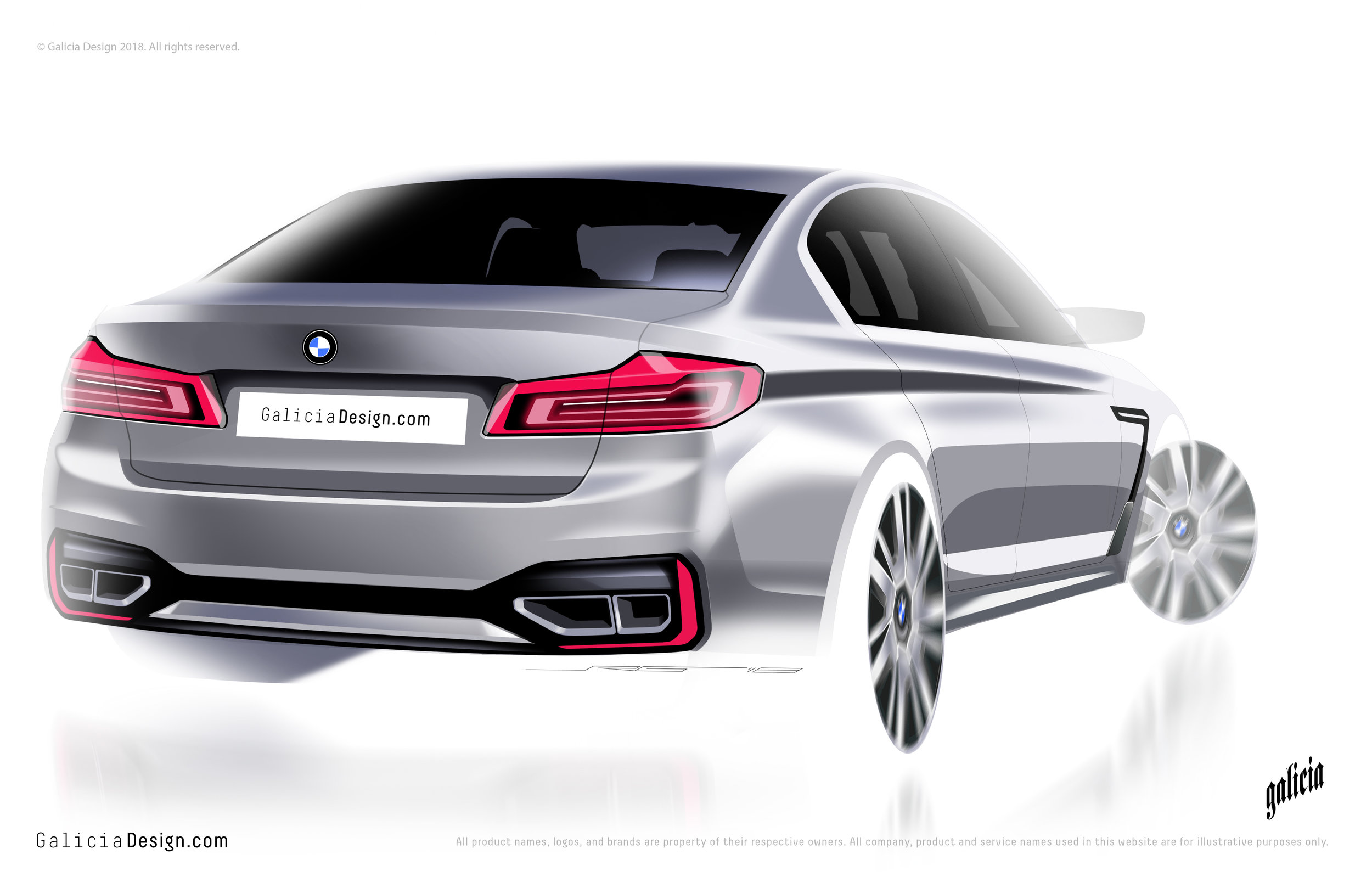 bmw 5 rear view - galiciadesign_com.jpg