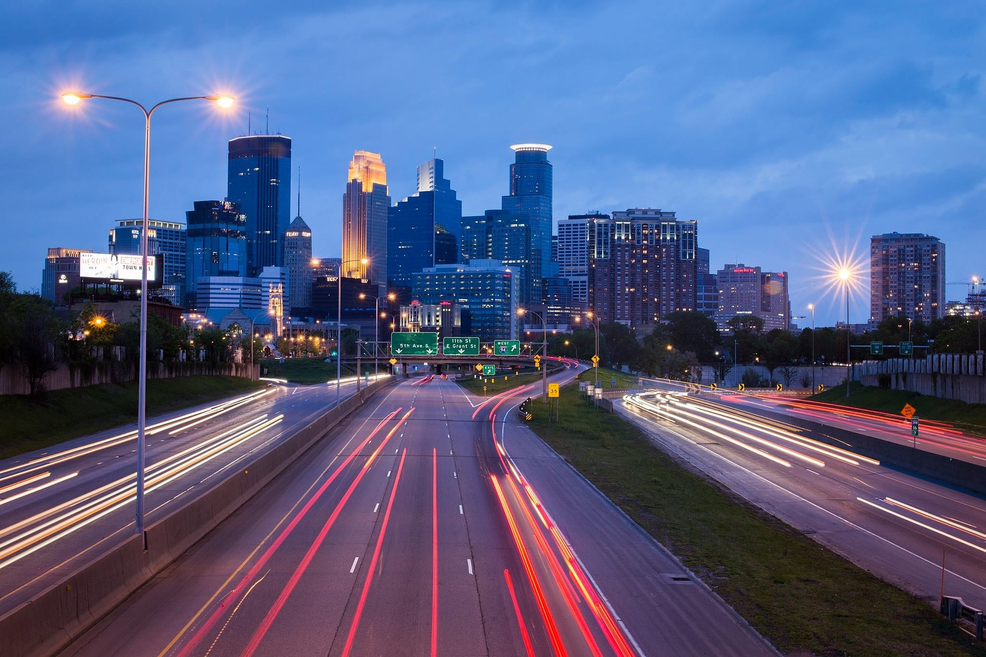 State of the City - Minneapolis, MN