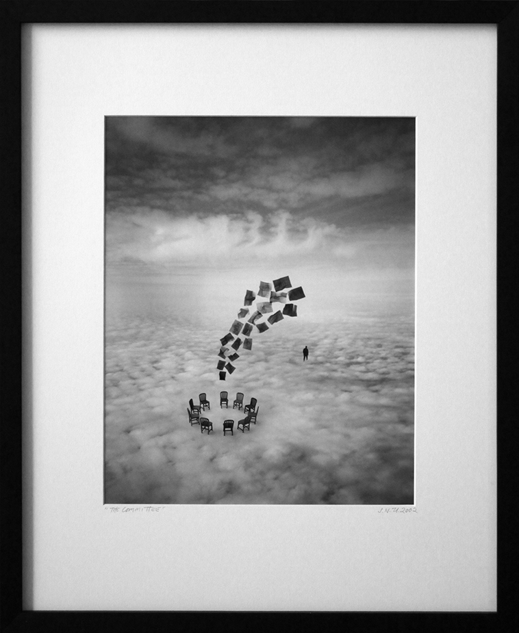 """The Committee - 11"""" x 14"""" - silver gelatin print"""