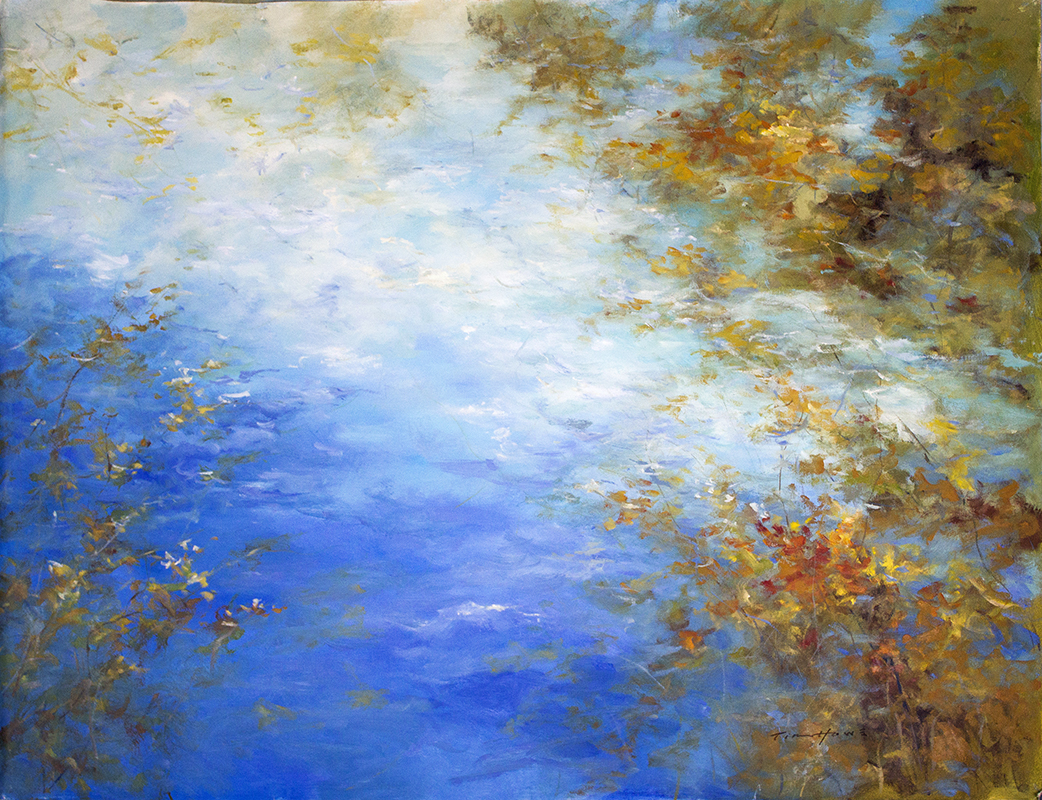 """Tranquility - 41"""" x 32"""""""