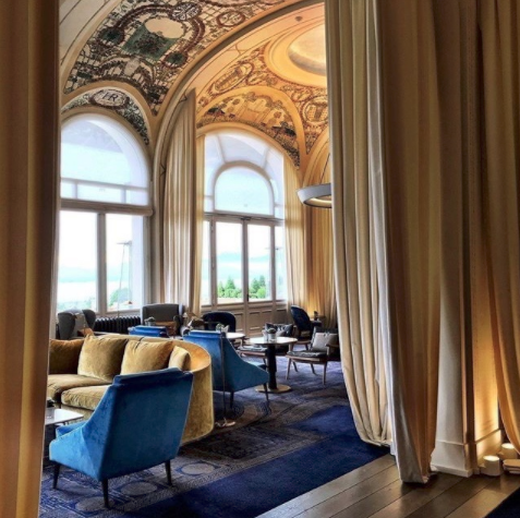Palace Hotel Royal | France