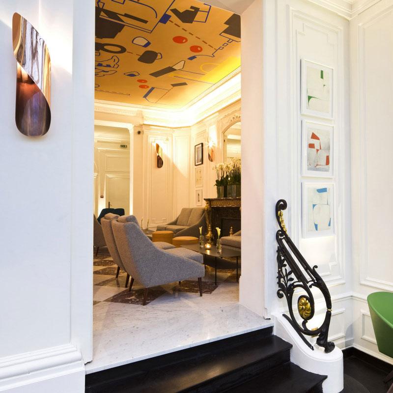 Hôtel Vernet - Paris, France
