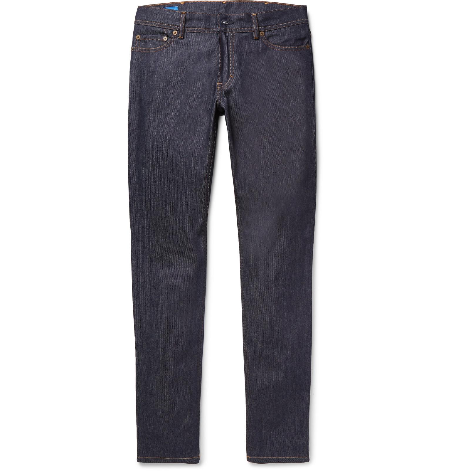 Acne Studios - North Slim-fit Jeans.jpg