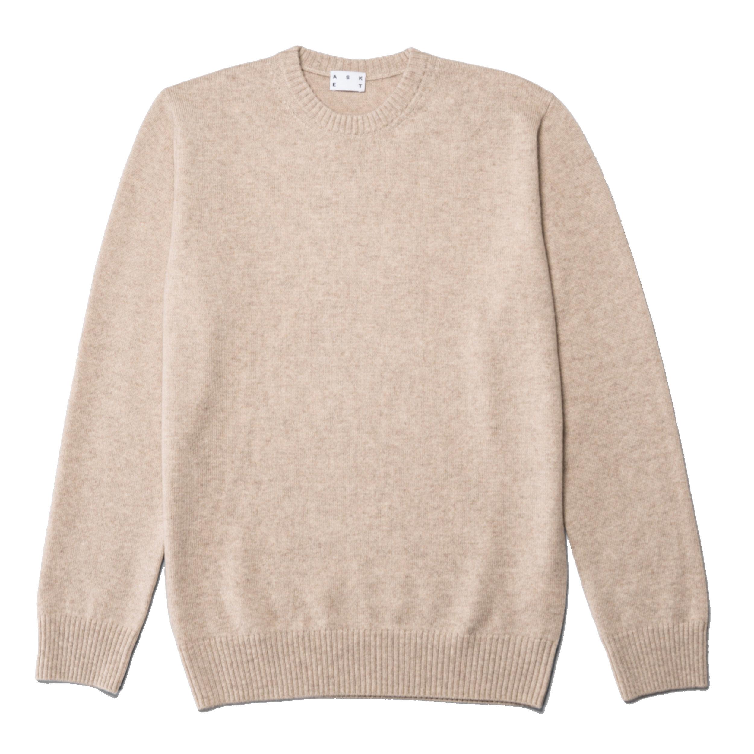 ASKET - Beige Cashmere Sweater.jpg