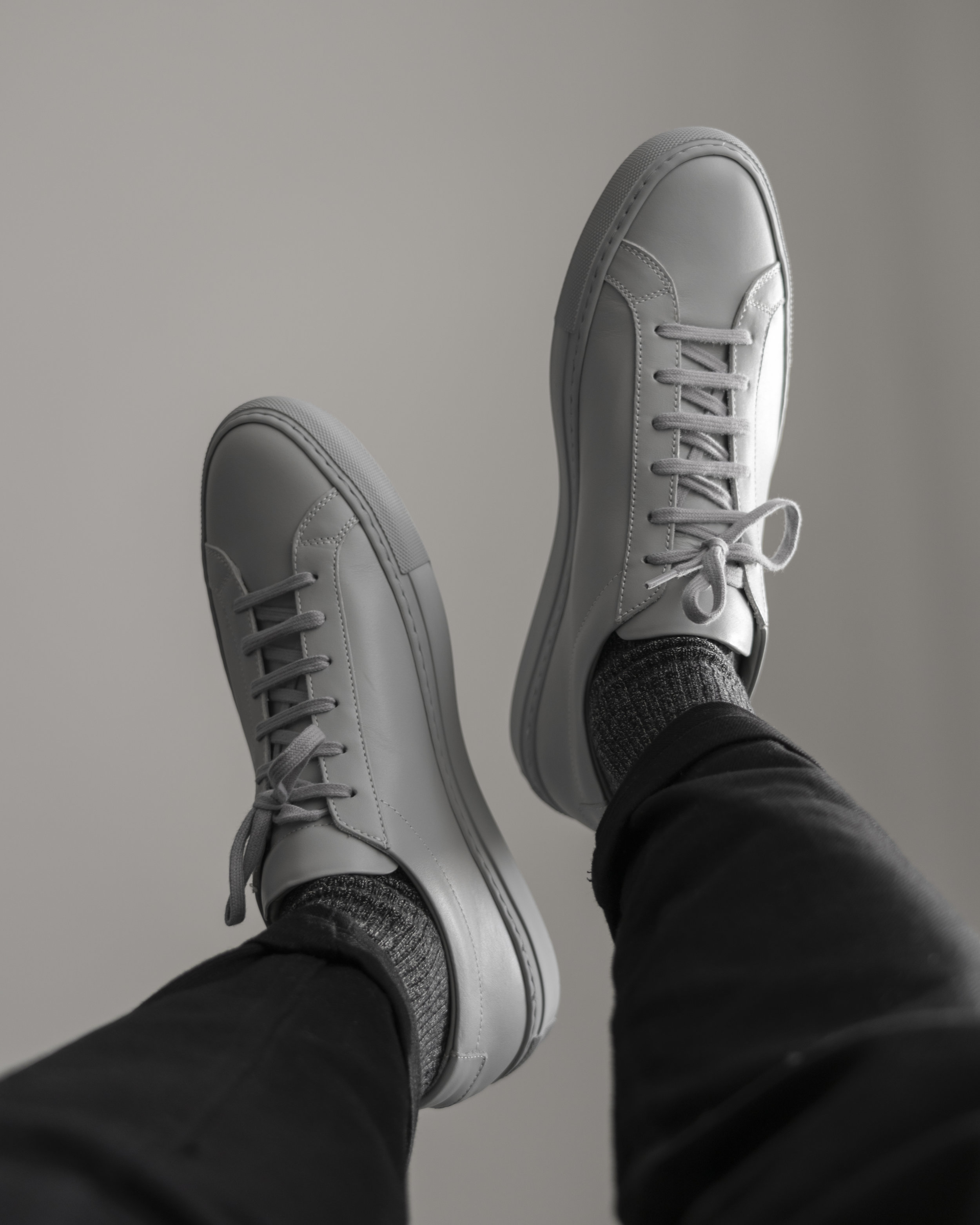 Light Grey - with Common Projects