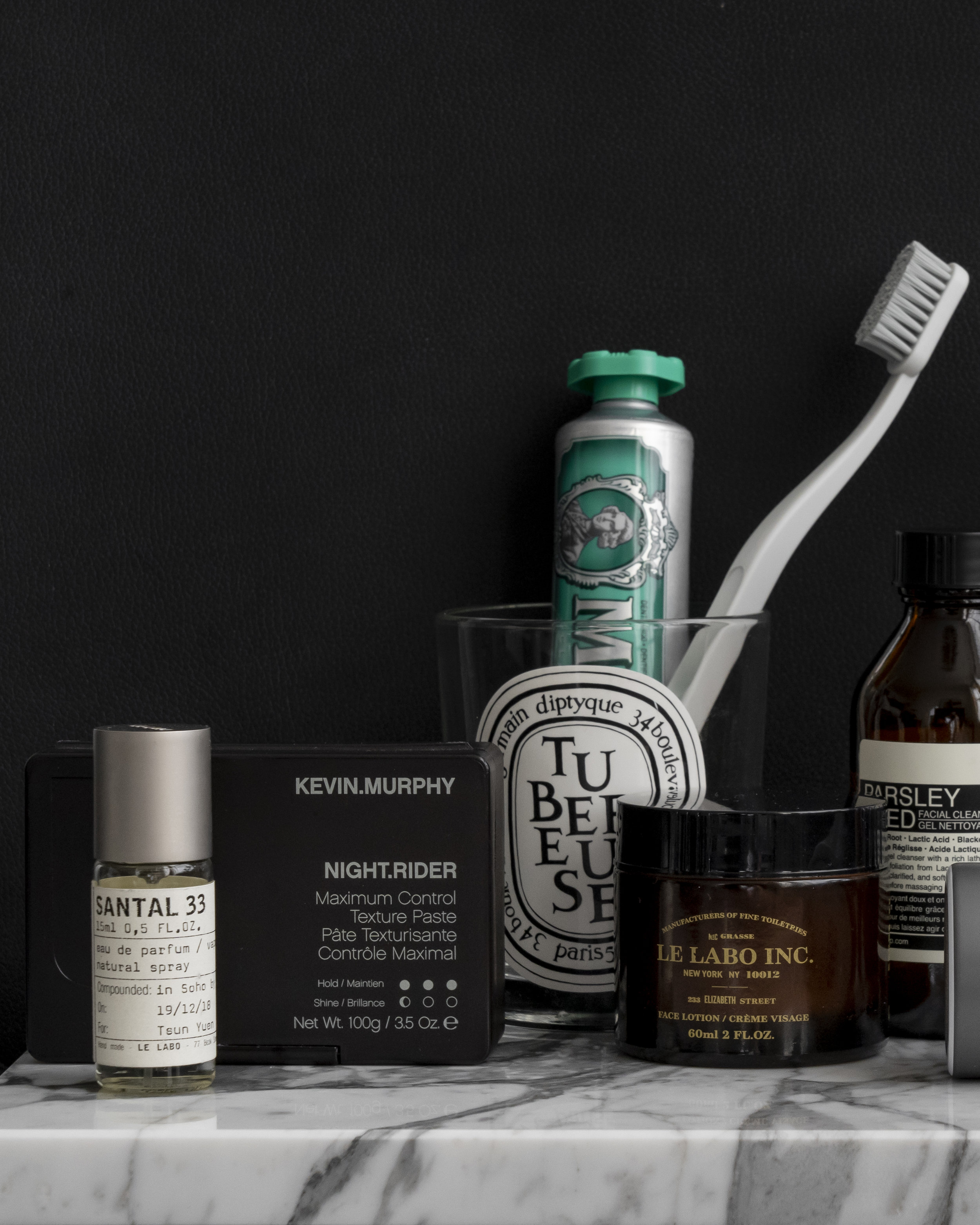100ml essentials - for Travel Grooming