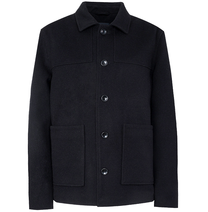 A Day's March - Wool Patch Jacket.jpg