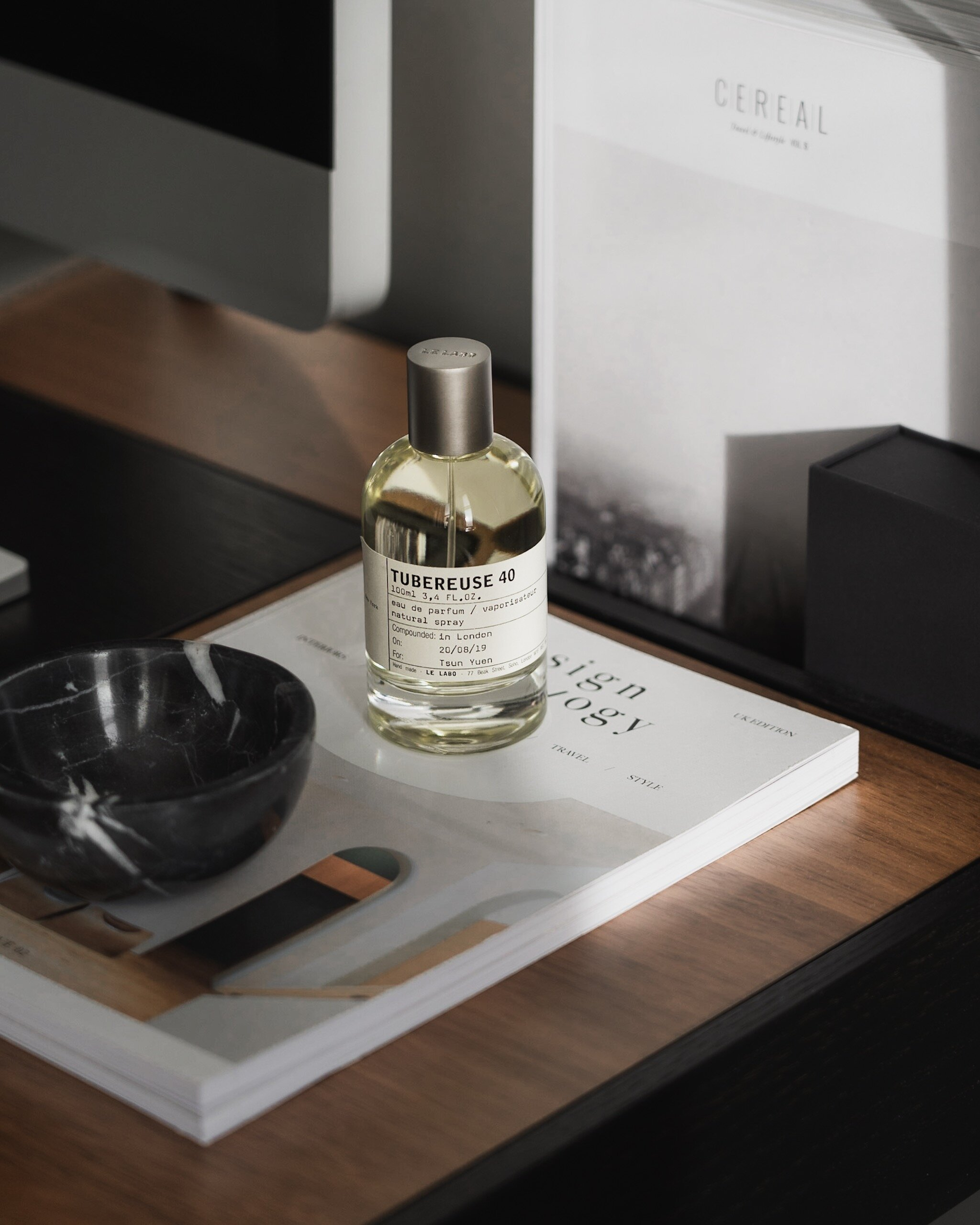 Home Objects - with Le Labo Fragrances