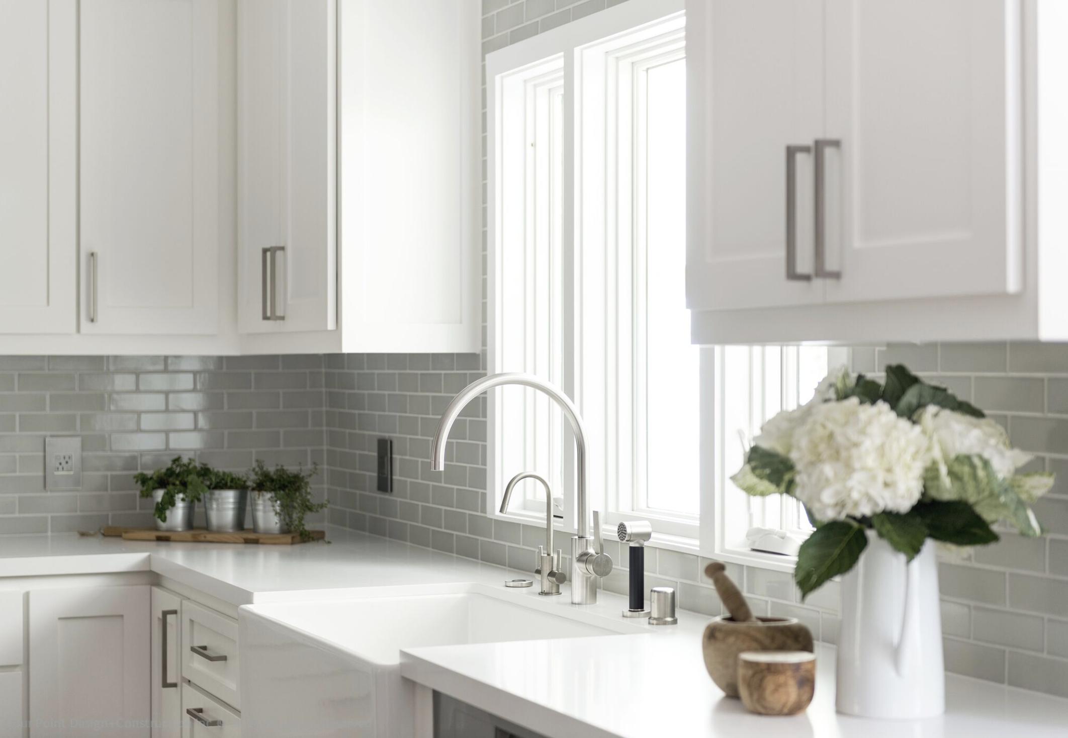 A Calabasas, CA kitchen designed by LA based, www.fourpointdesignbuild.com