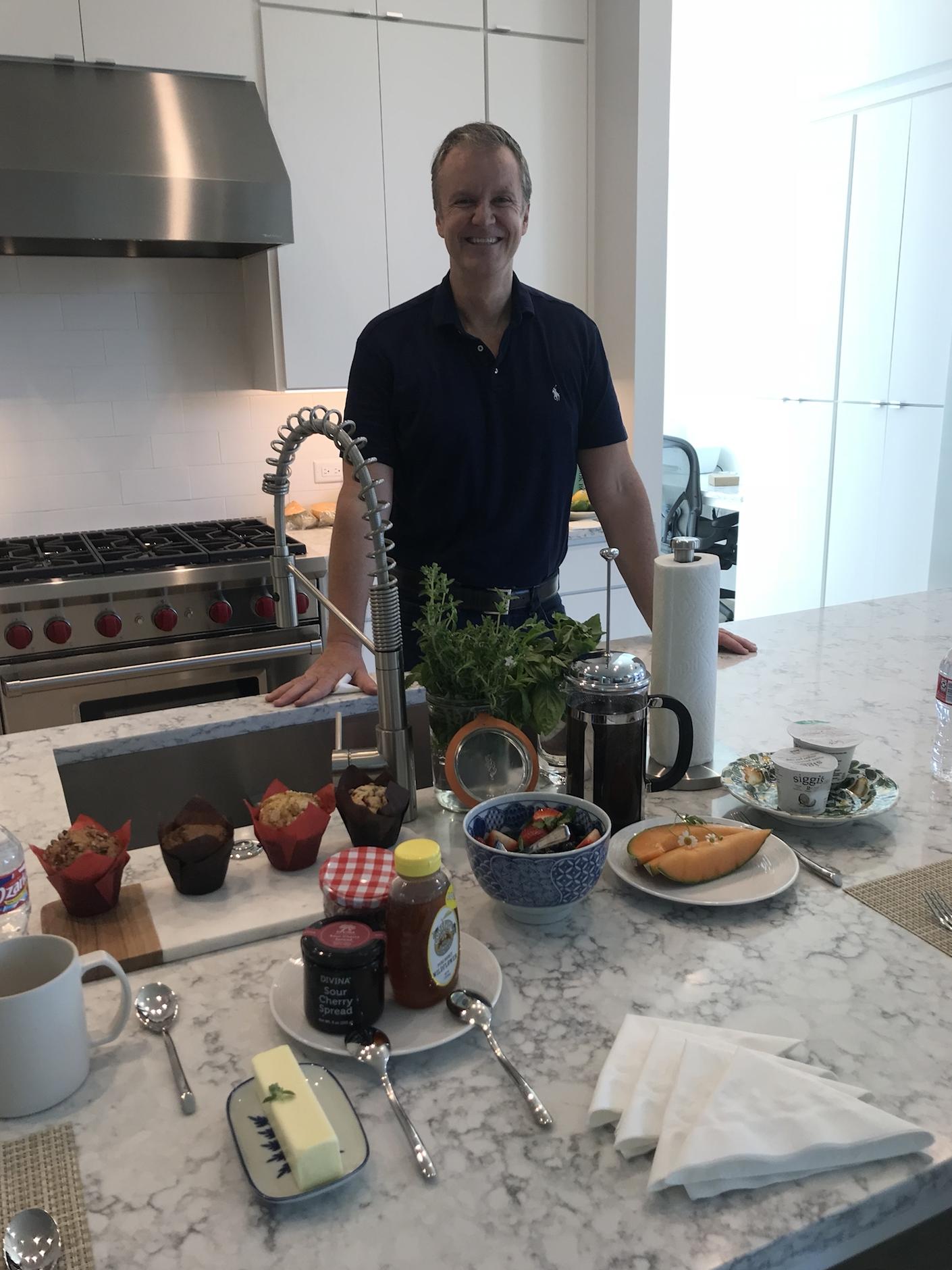 Gary Pettitt, Founder and CEO of Seasonal Living