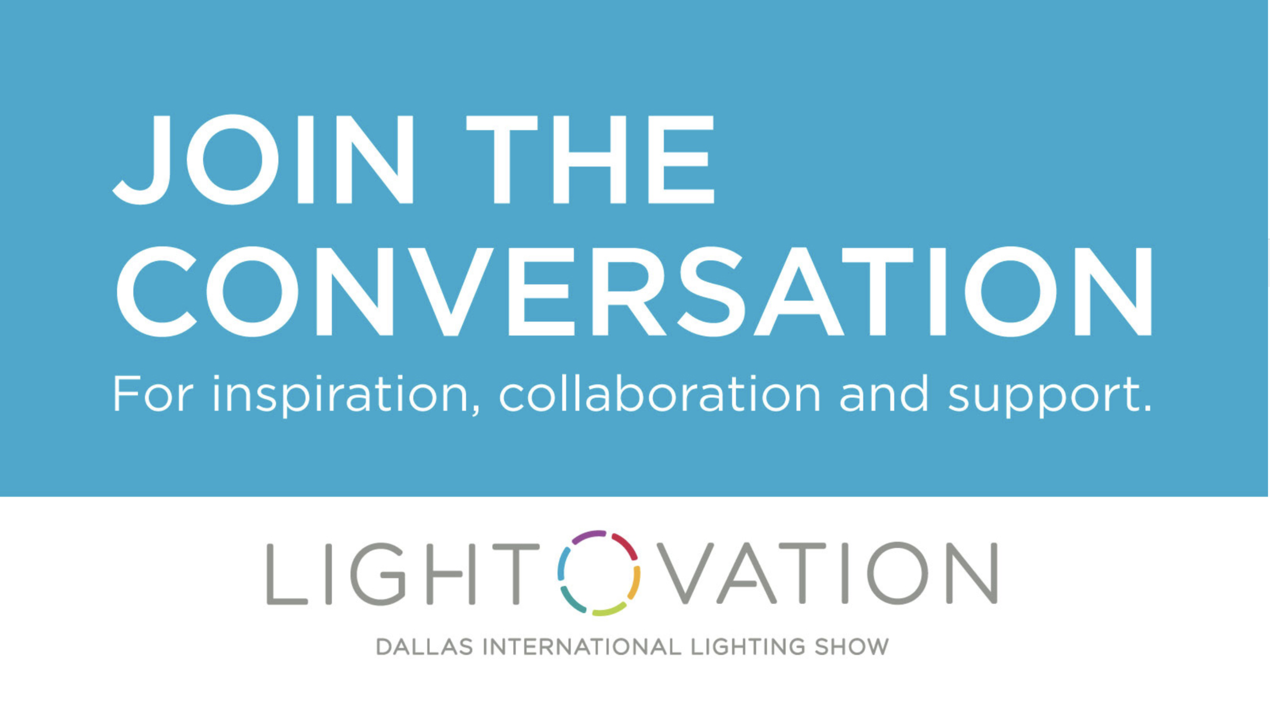Lightovation's Facebook Group cover