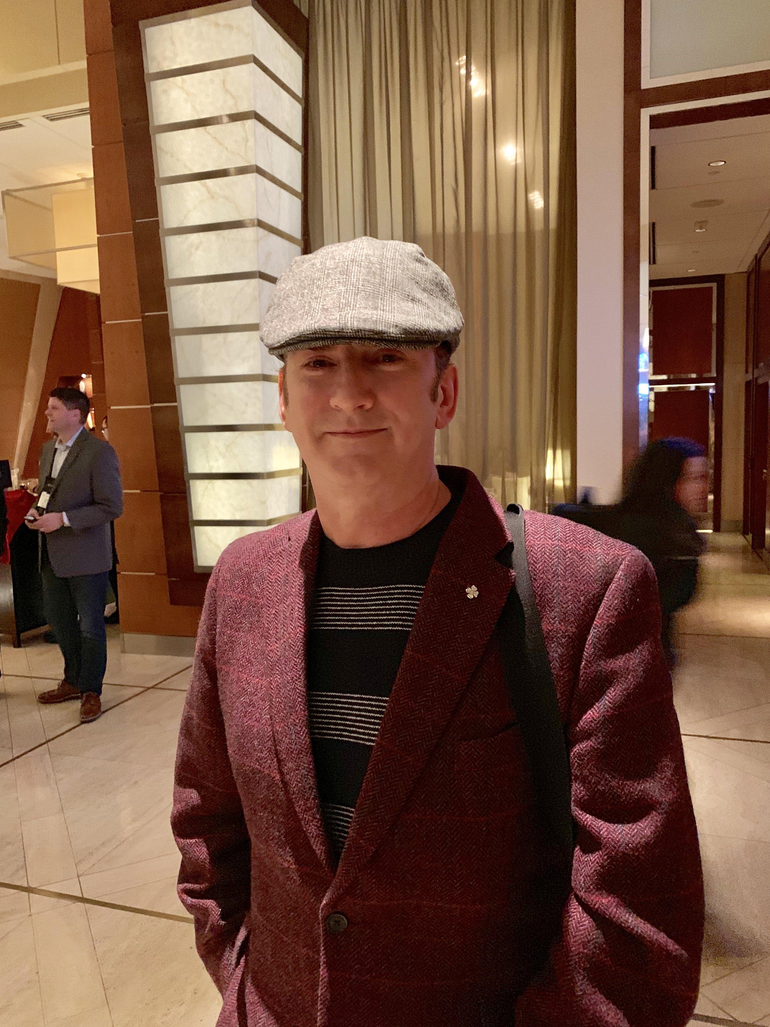 Gary Inman, VP Of Design for Hospitality giant, Baskervill .jpg