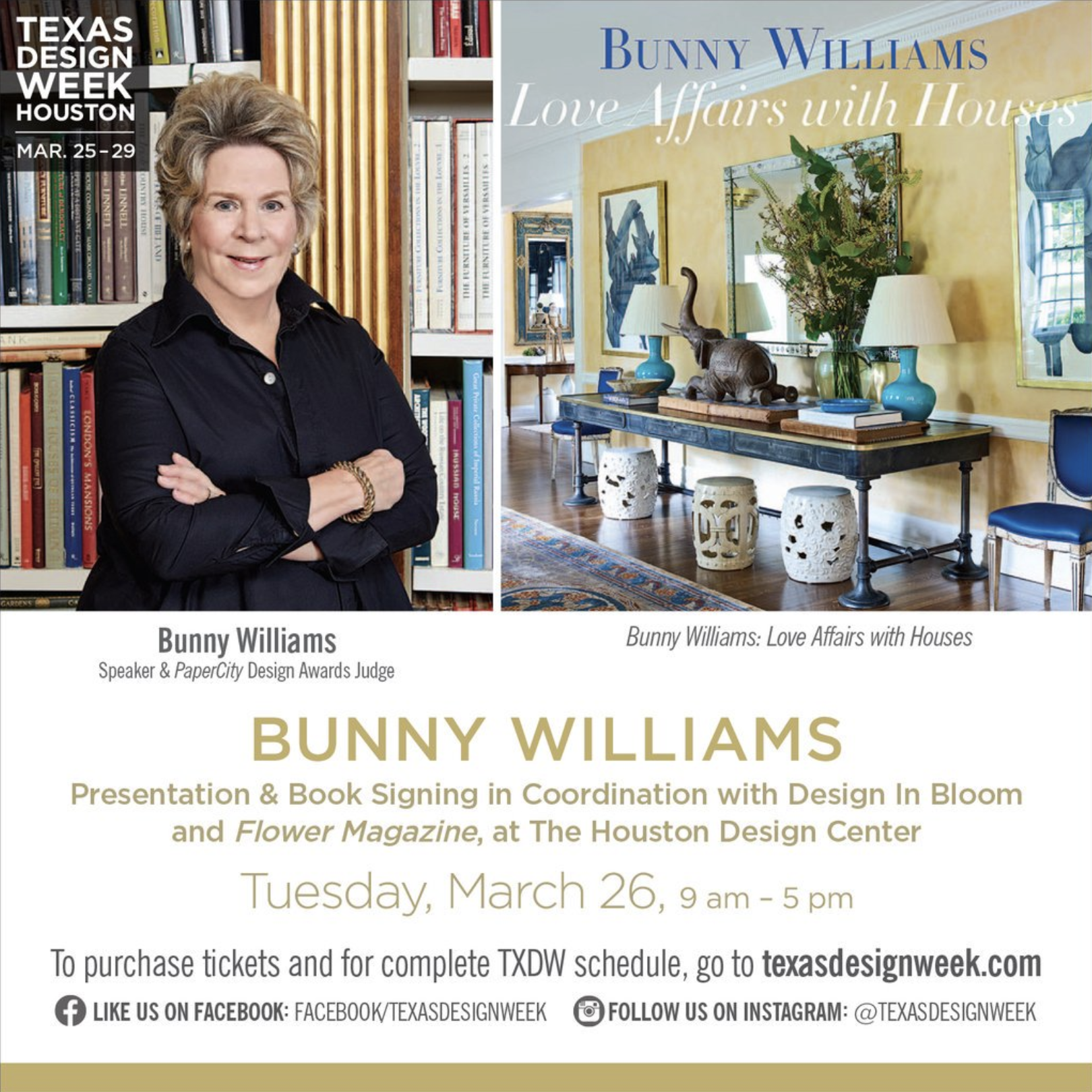Texas Design Week - Houston