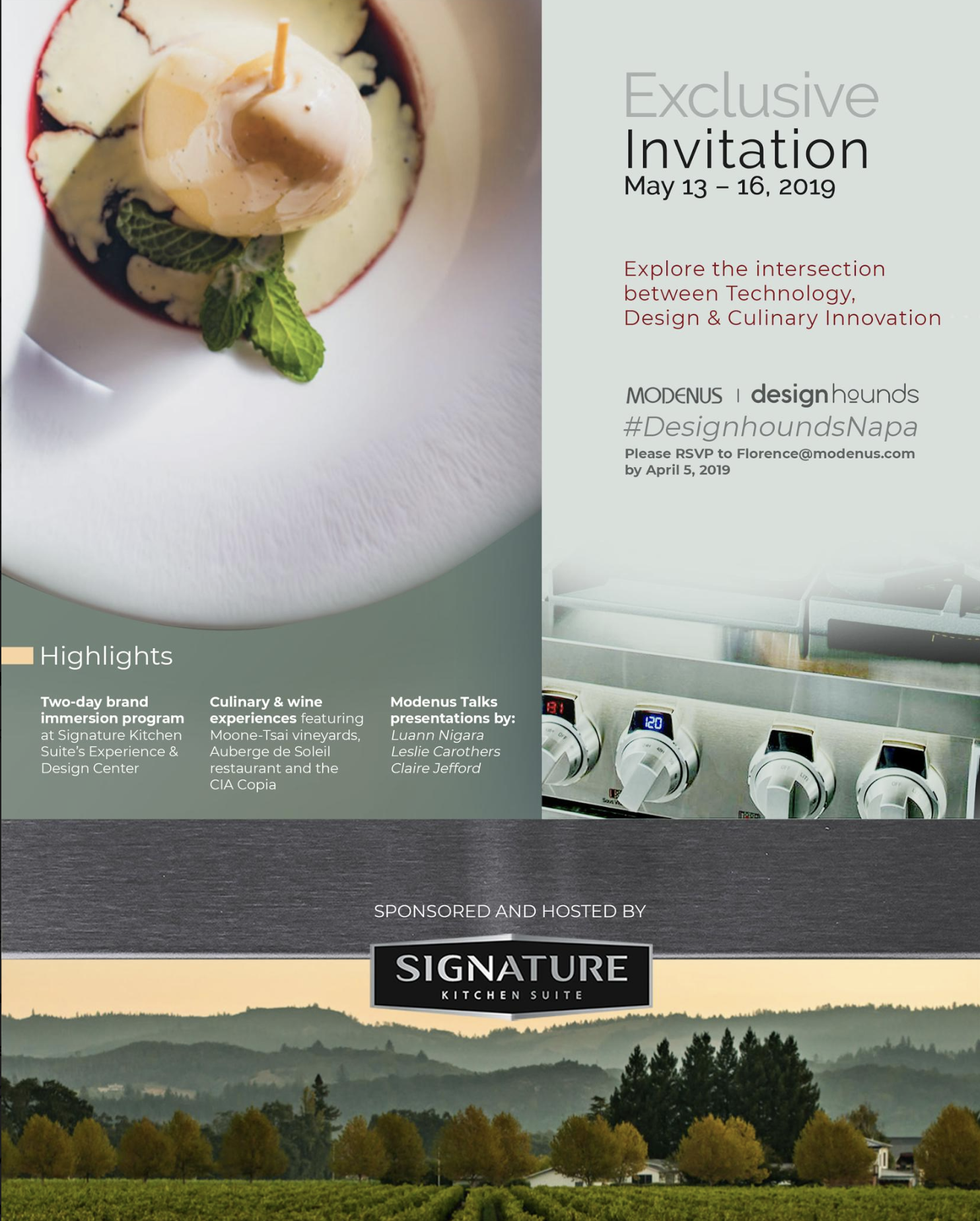 Signature Kitchen Appliances Experience and Design Center