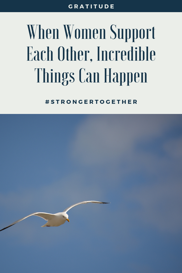 STRONGER TOGETHER QUOTES