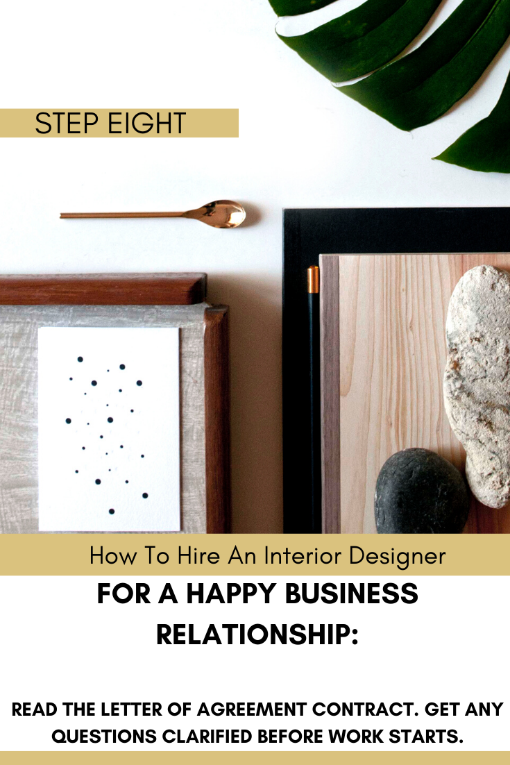 How To Hire An Interior Designer 10 Steps For A Productive And Happy Business Relationship Savour Partnership