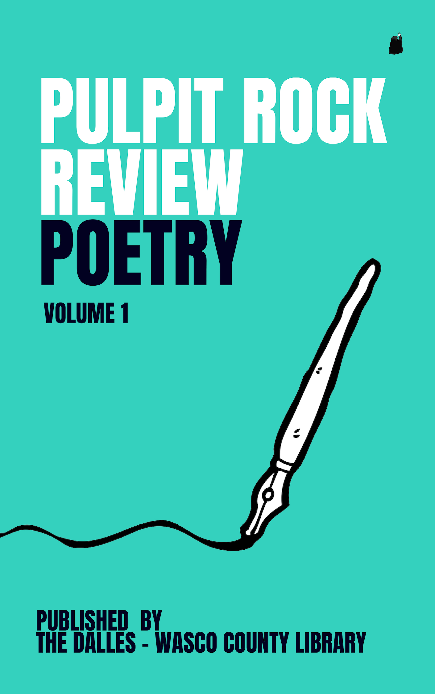 Pulpit Rock Review Poetry Vol 1 - is now AVAILABLEBuy your copy hereorput the library copy on hold here.