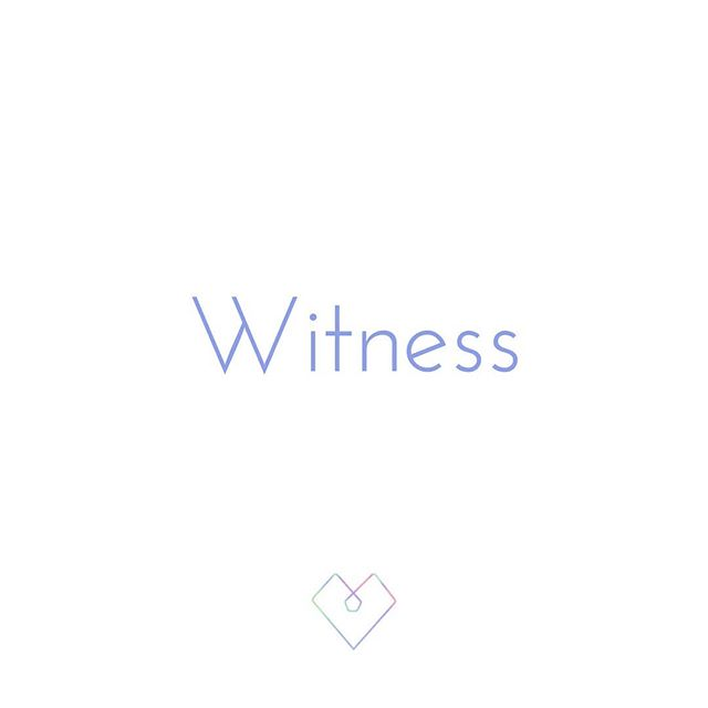 #Witness 👁️🌎