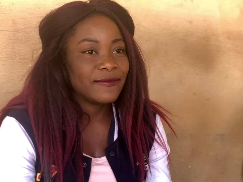 "Janet Mulongo Wa Banza - Janet embodies perseverance and true grit. She has a solid social circle on whom she relies for advice on life and school. Hoping to one day work in a clinic or hospital, she is studying to be a psychiatrist.""My future dreams are to have a big house and to be taken as a serious scholar."""