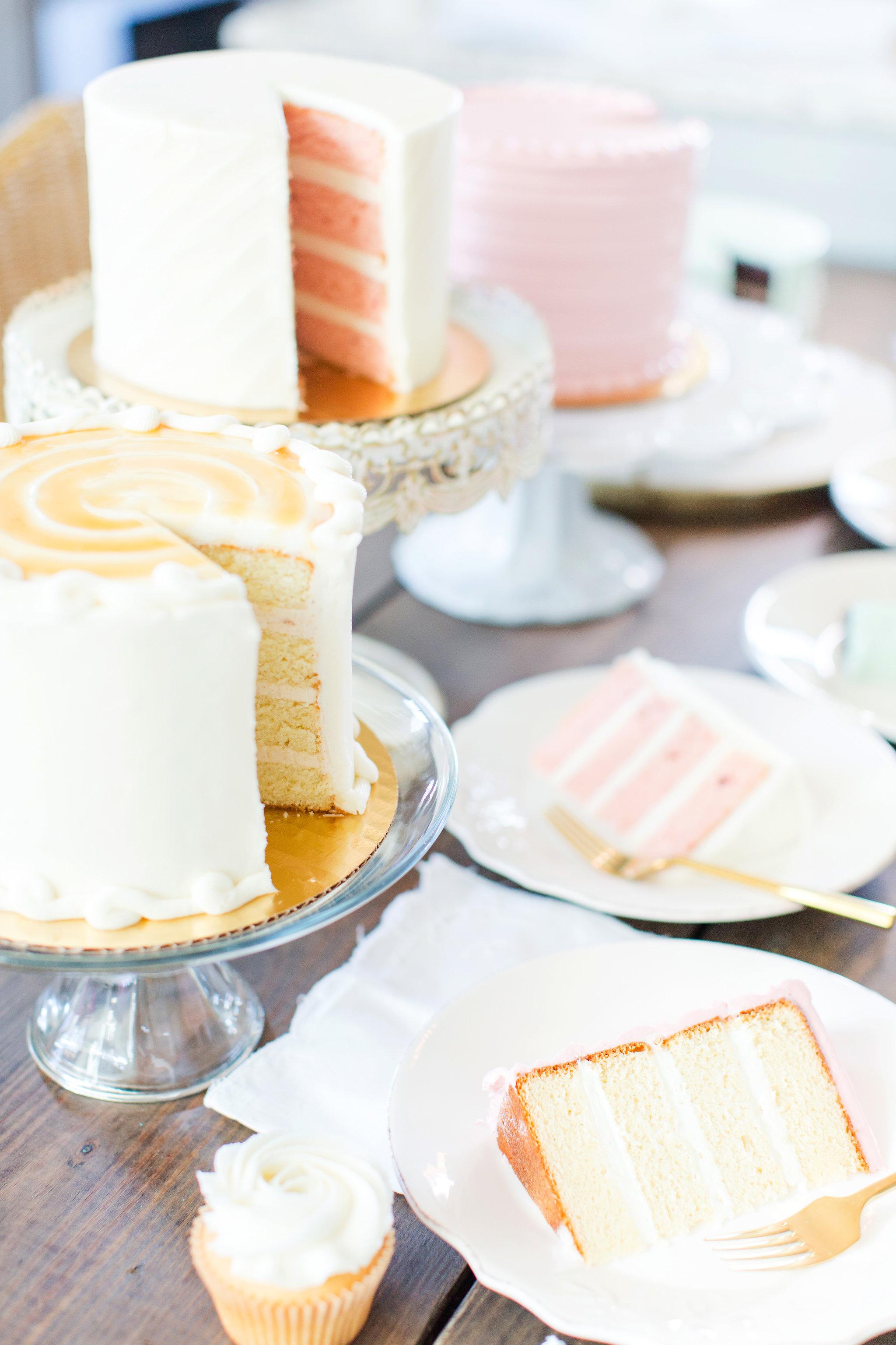 Dessert Bar and Favors -