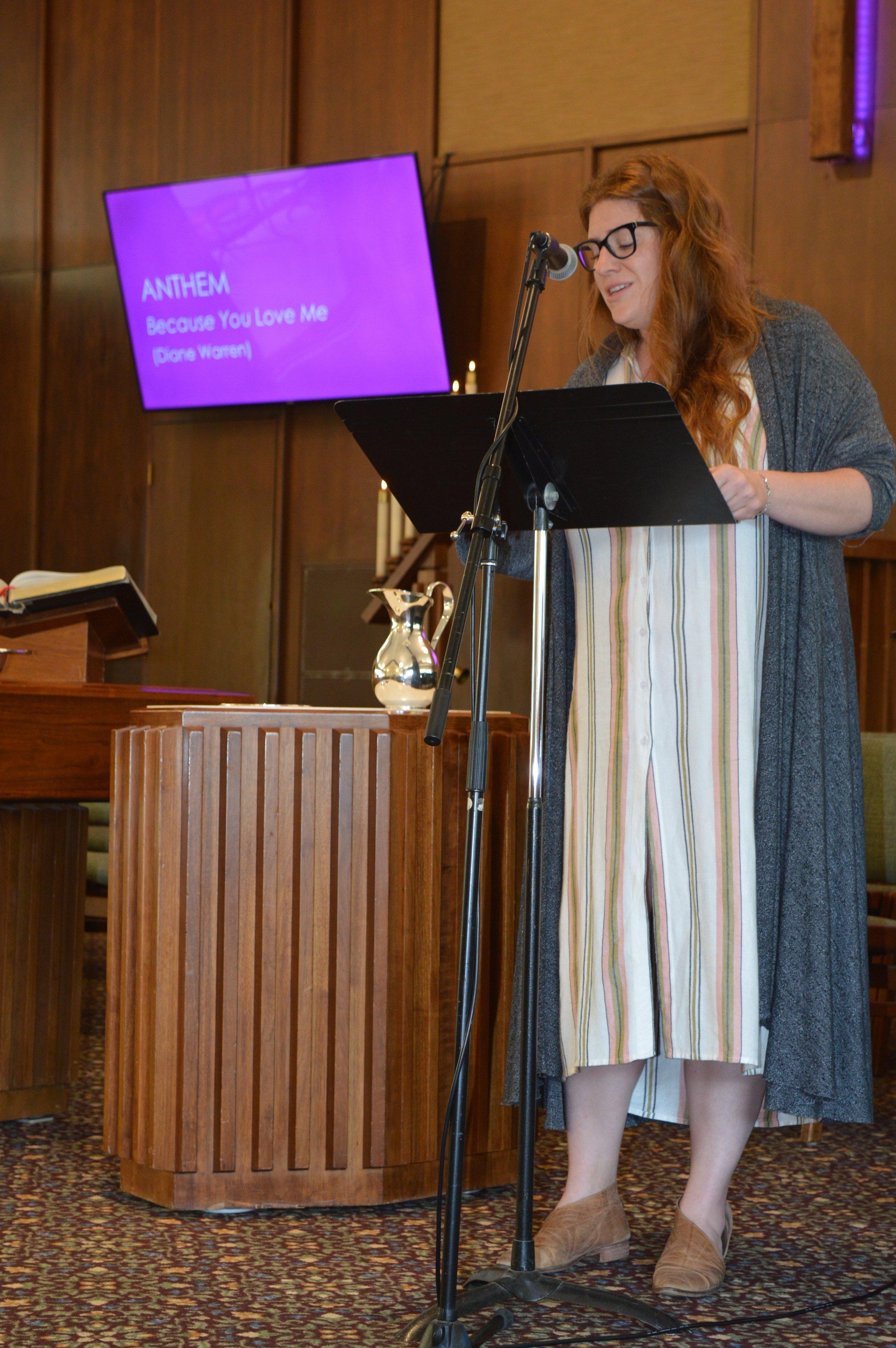 Molly Hill - Choir Sectional Leader