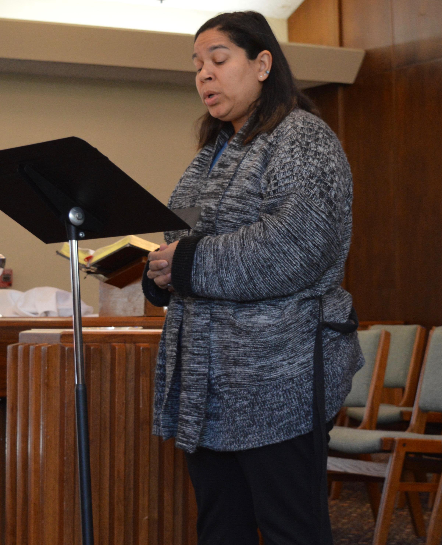 Ann Marie-Wrightman - Choir Sectional Leader