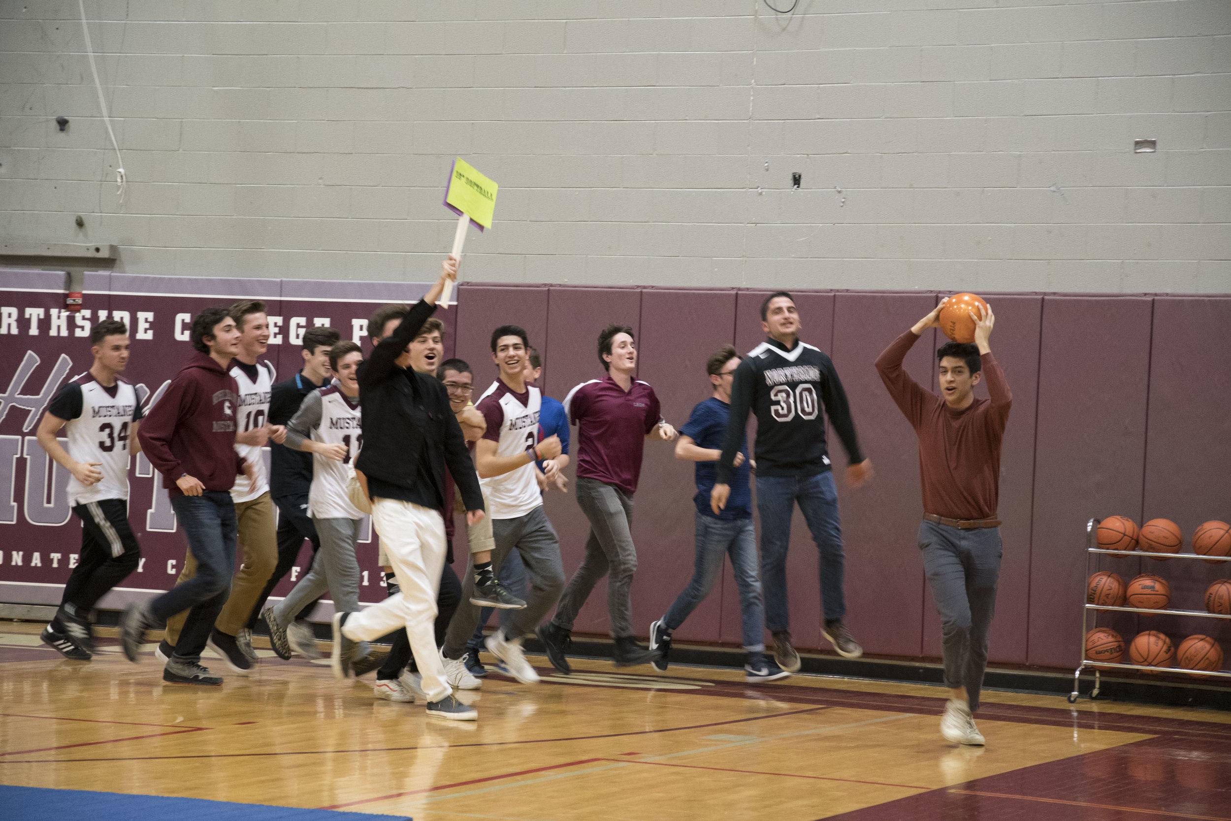 "The Varsity 16"" Softball Team"