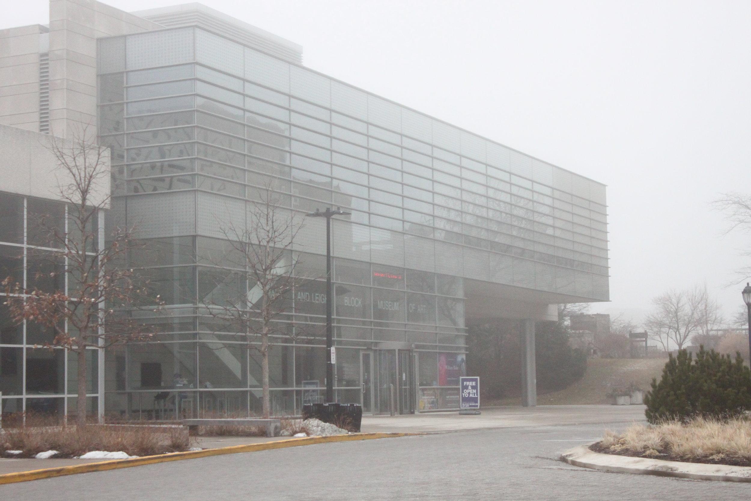 The Block Museum of Art, Northwestern University