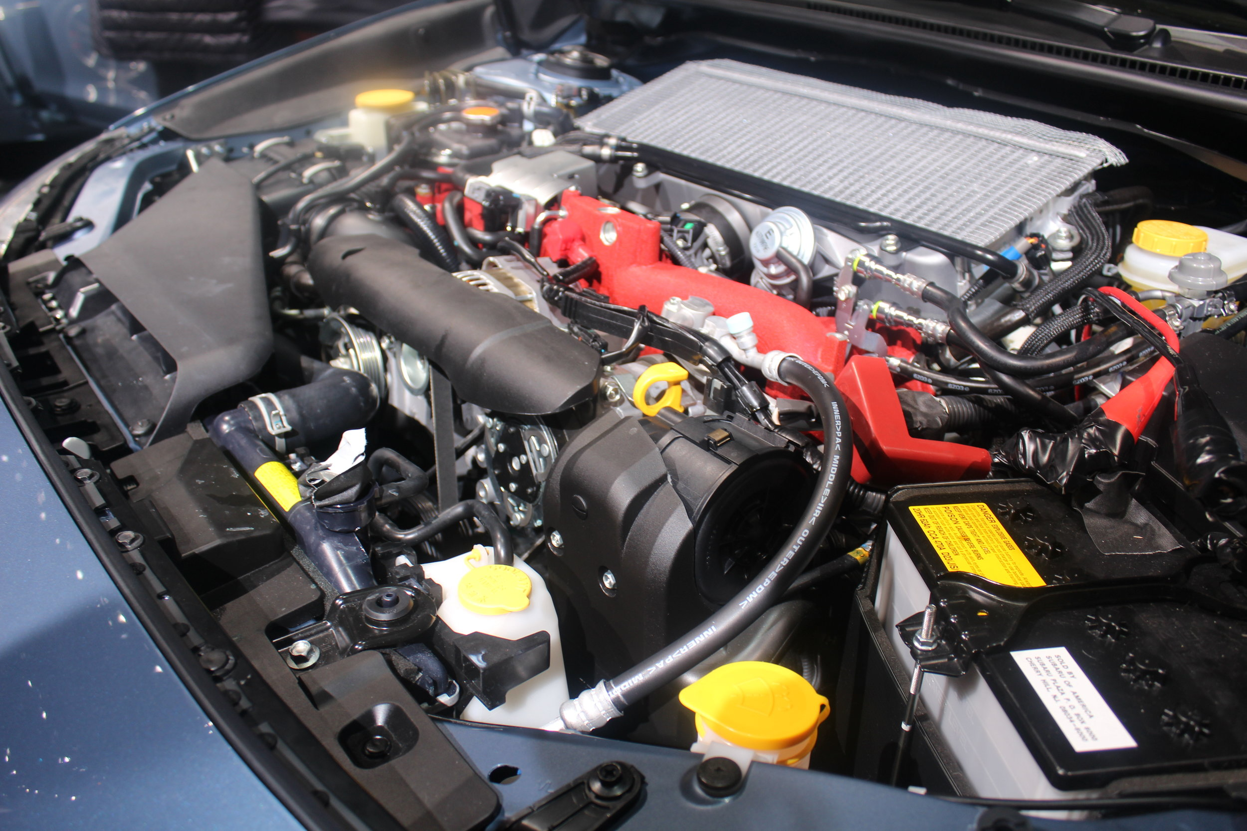 Under the Hood of a Ford