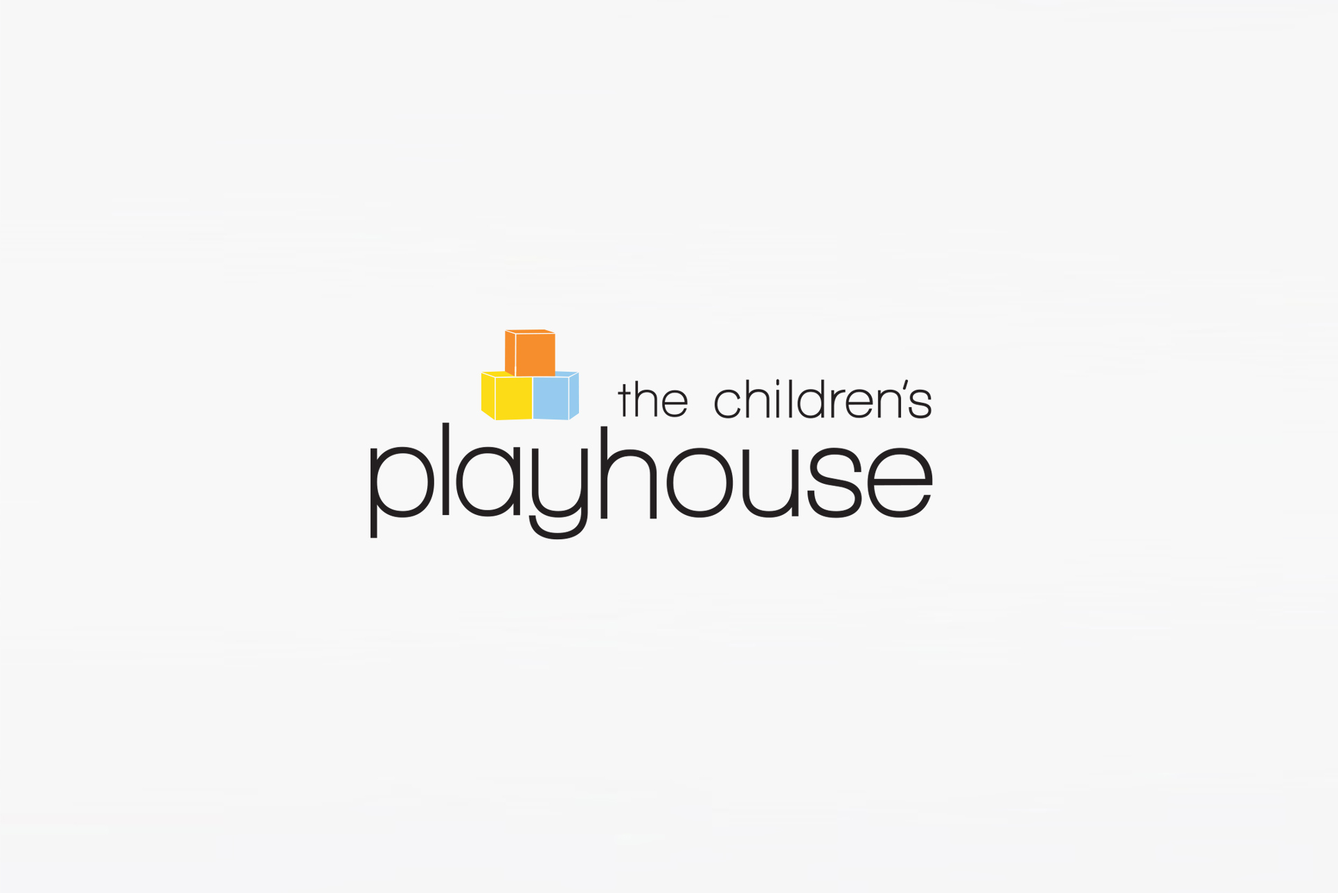 Nonprofit Logo Design and Development for The Children's Playhouse