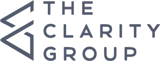 The Clarity Group, Therapy practice in Denver, Colorado. Branding by Callie Cullum Design.