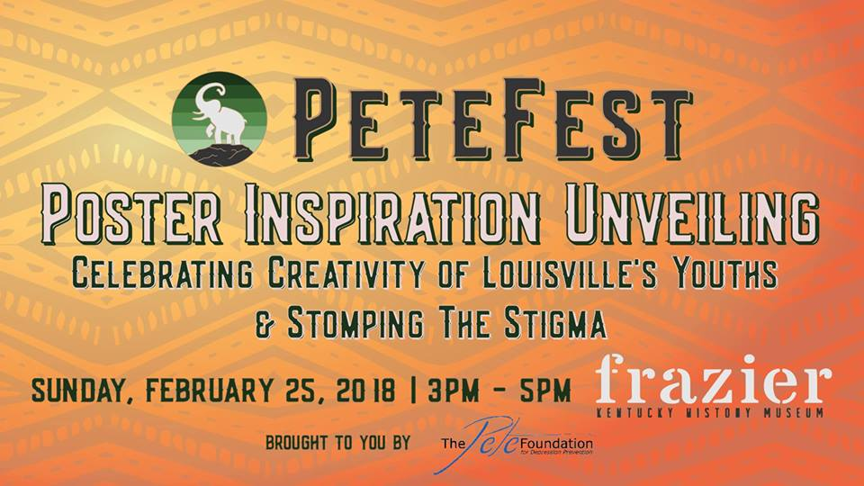 PeteFest Poster Inspiration Unveiling Event