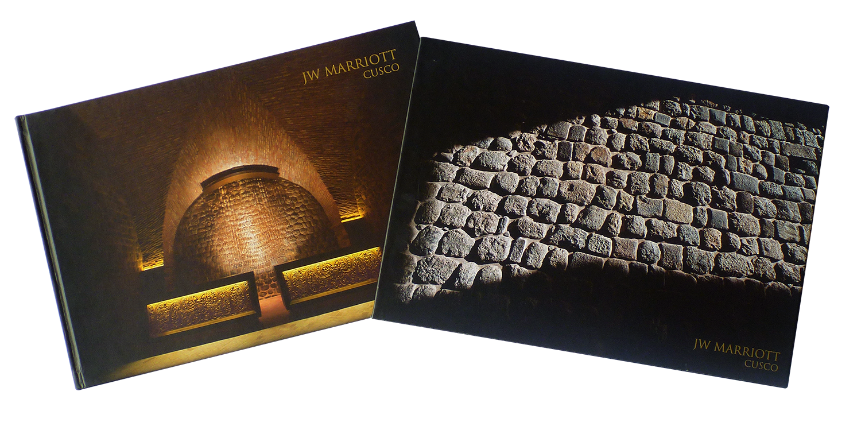 JW MARRIOTT CUSCO. Edición general. Fotografía y edición fotográfica.  Ver libro completo.