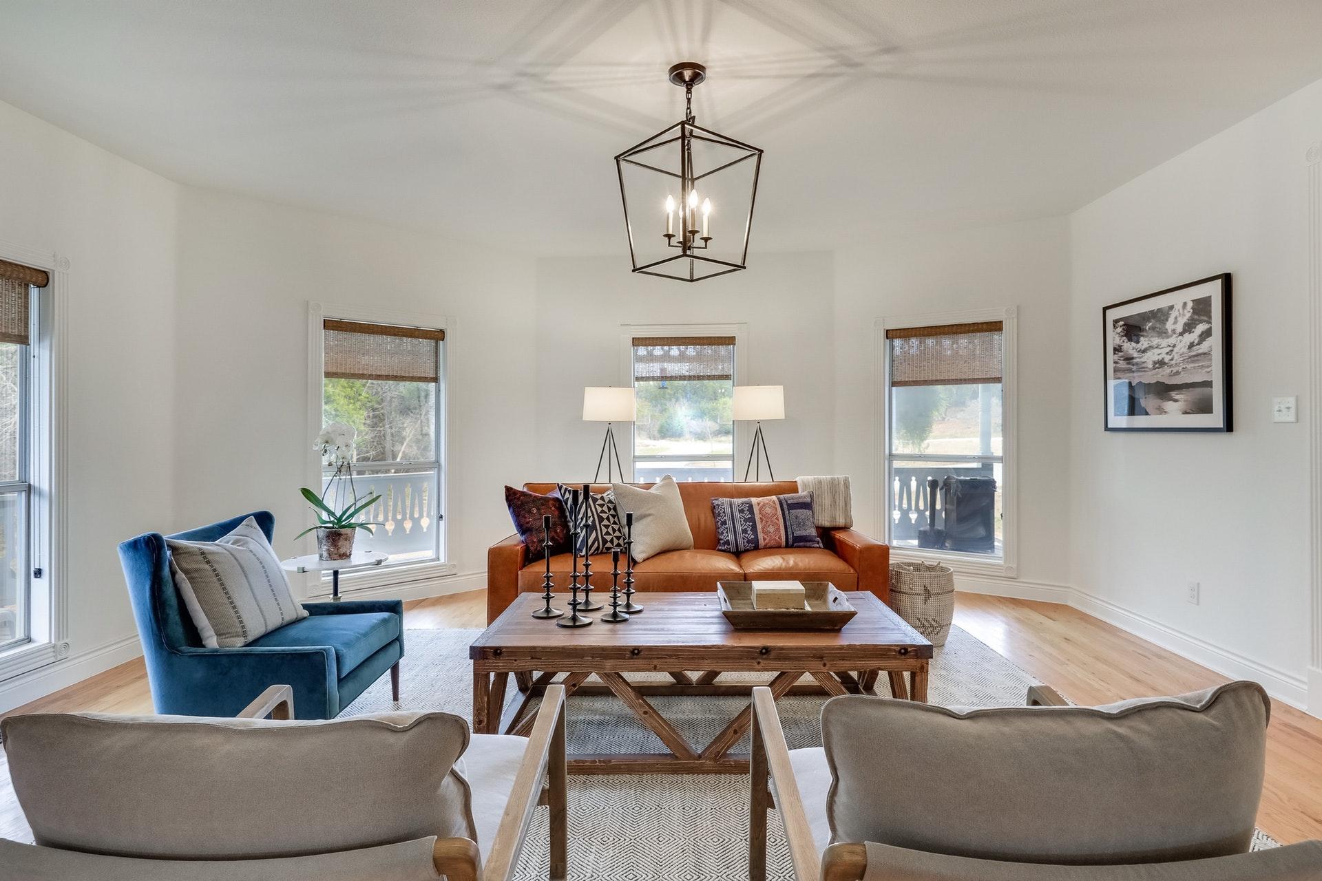 Modern Farmhouse Bnb Living Room - Circa Lighting.jpg