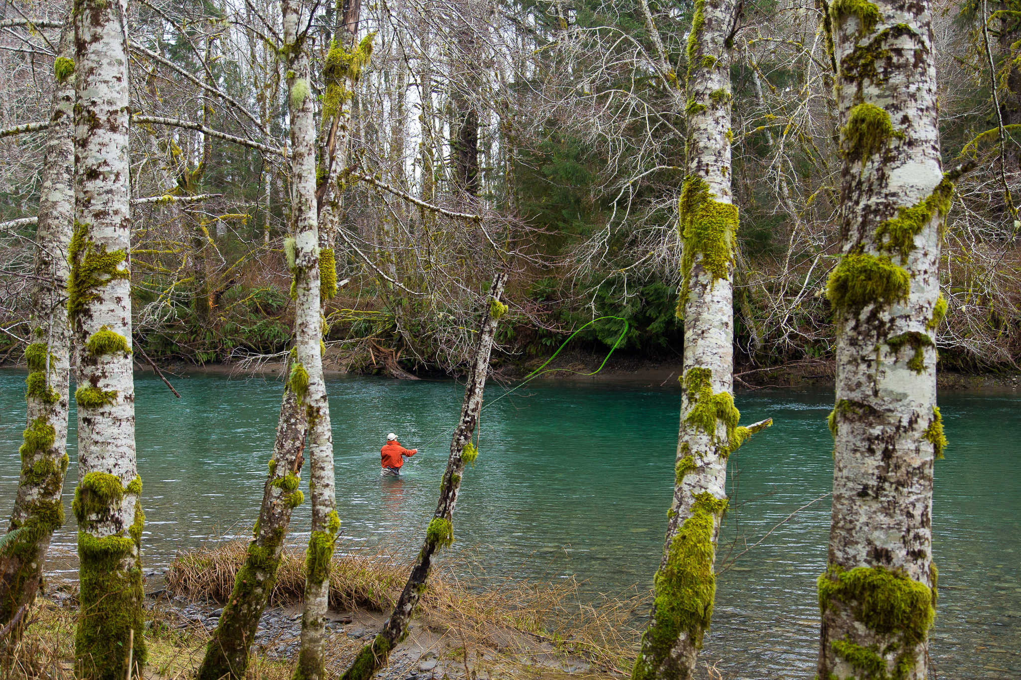 Sol Duc River Fly Fishing Guide
