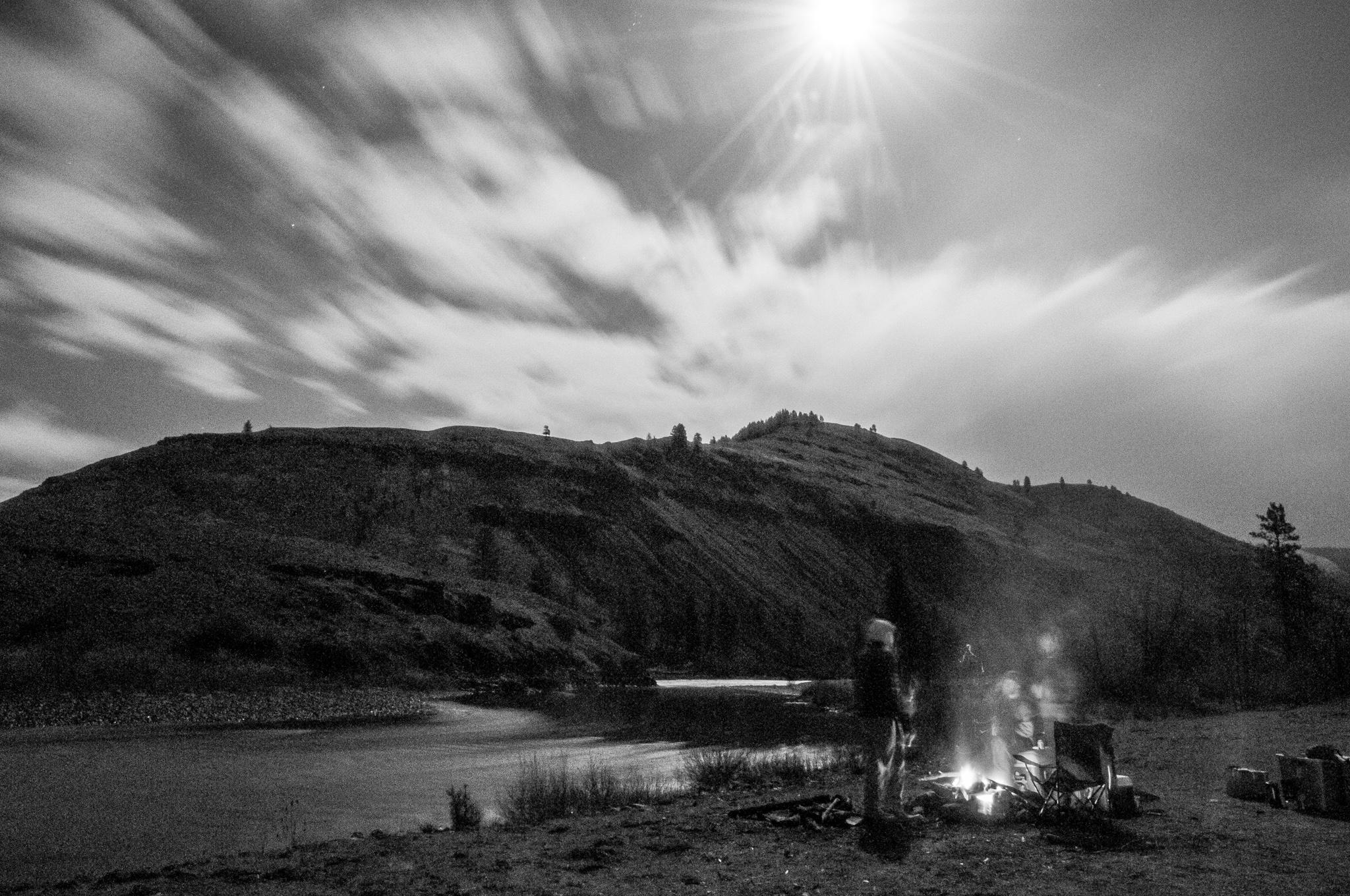 Steelhead Camp Trips. photo Reid Curry.
