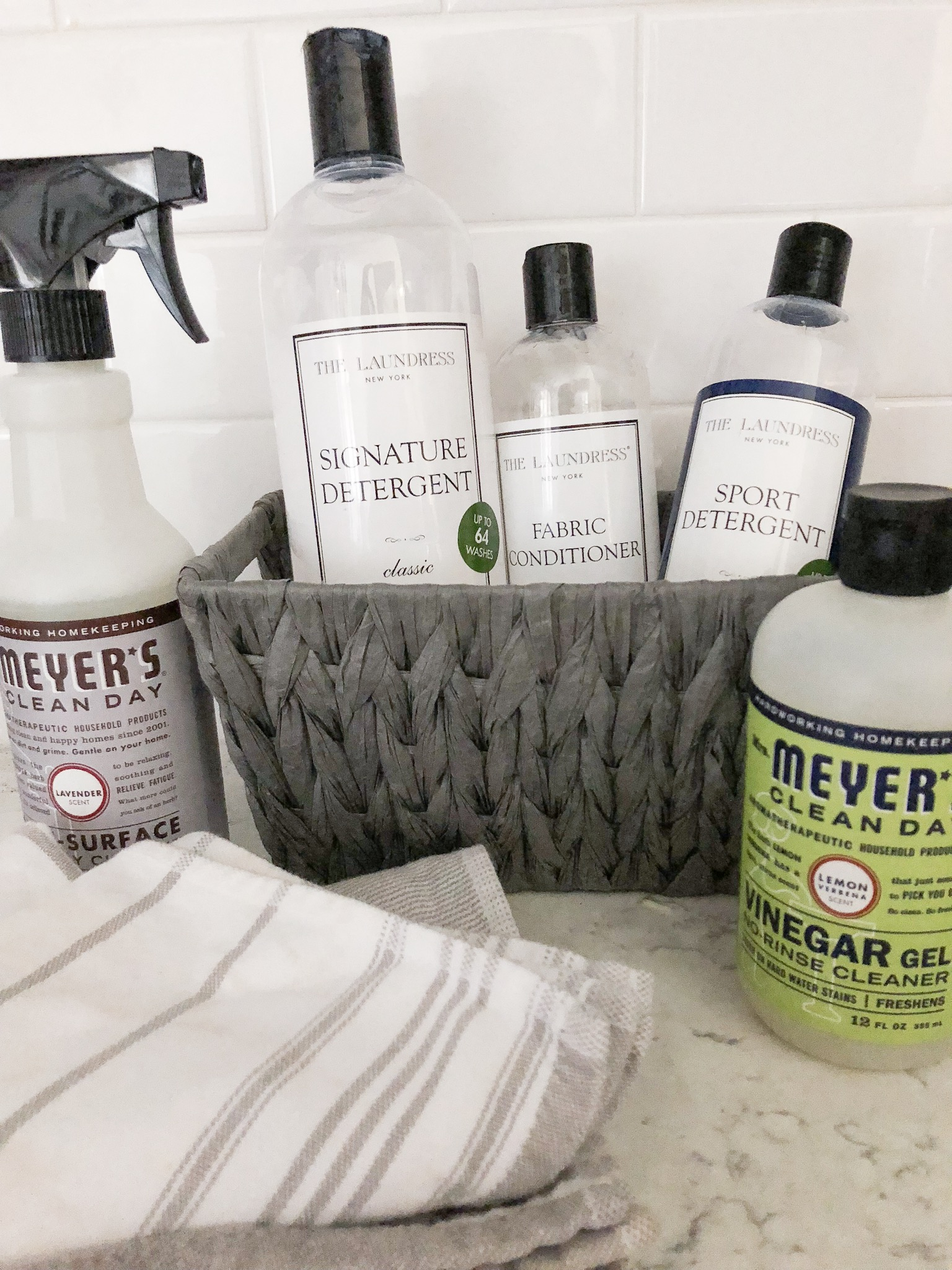 Simply Sisters Co Favorite Cleaning Products