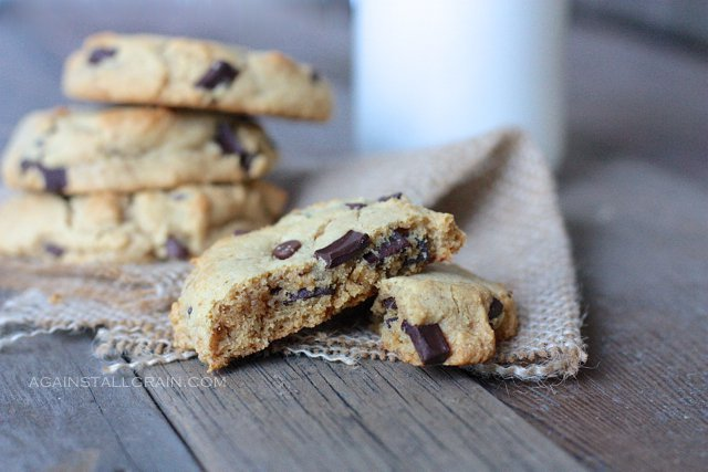 Cookies & photo by: Against All Grain