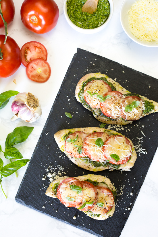 You can serve this with a side salad with some Balsamic Dressing. This is perfect on the grill as well now that the weather is finally getting warmer.