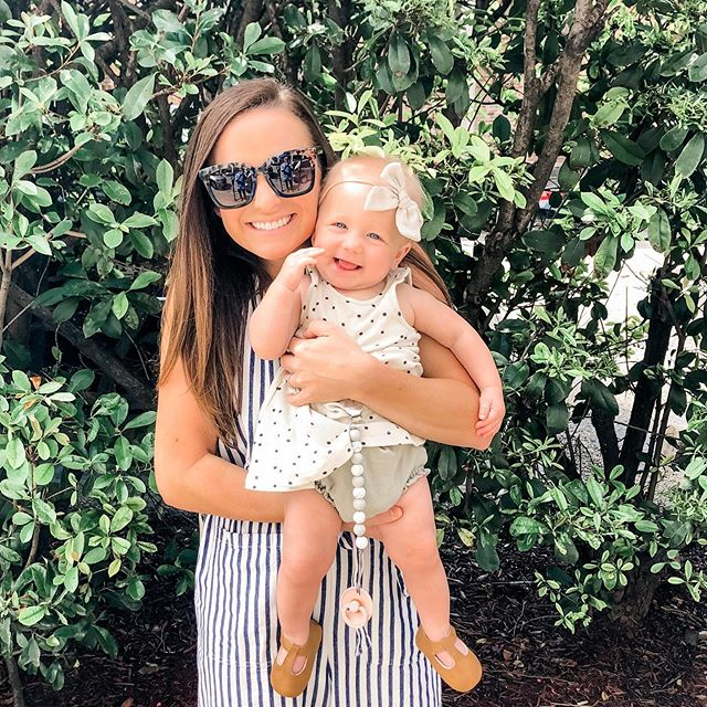 Playing dress up with this baby doll is one of my favorite things about having a girl! And dress up is even more fun with all the cute brands at @collinsandconley! For being a follower of the blog we are giving you 10% off your purchase to dress up your favorite baby or child! . Use code SIMPLYSISTERSCO10 for 10% off from tonight until tomorrow night at midnight!