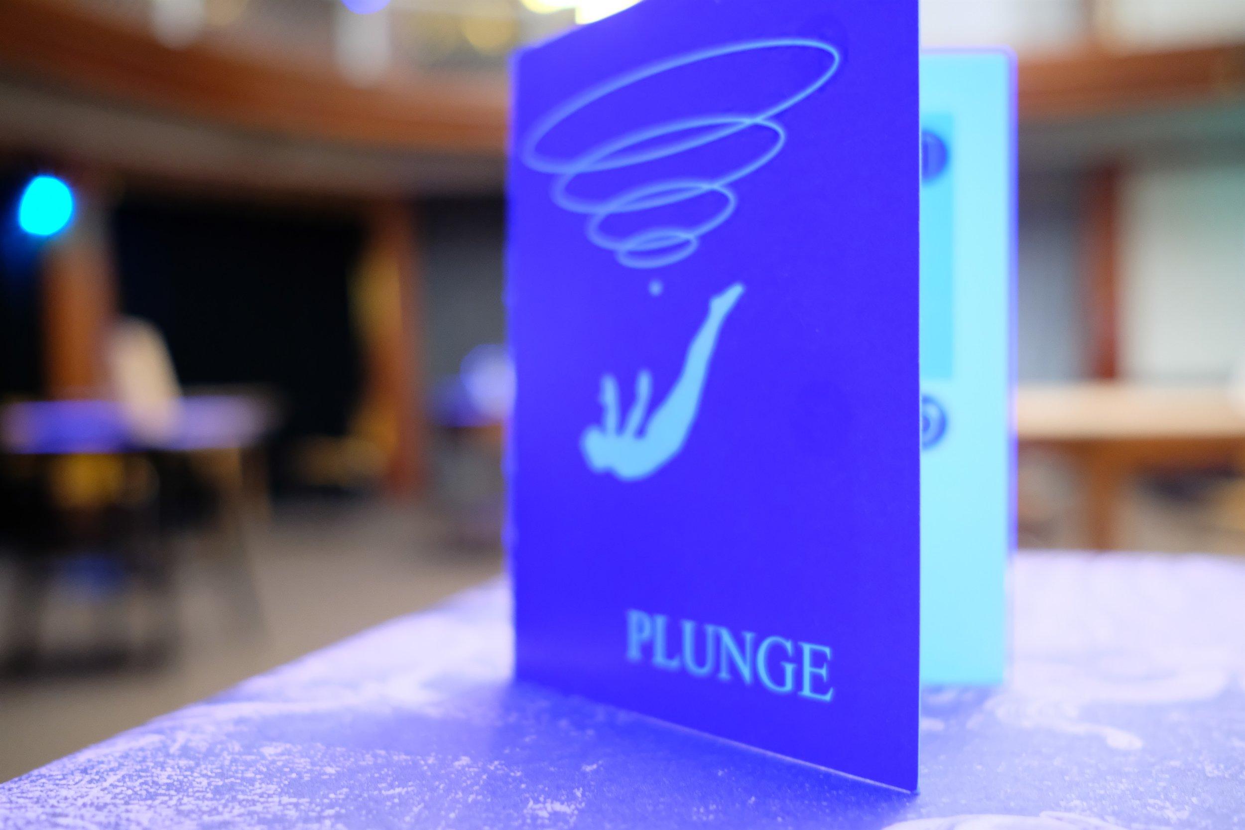 Plunge   Production Photo courtesy of Glenn Ricci and Submersive Productions.