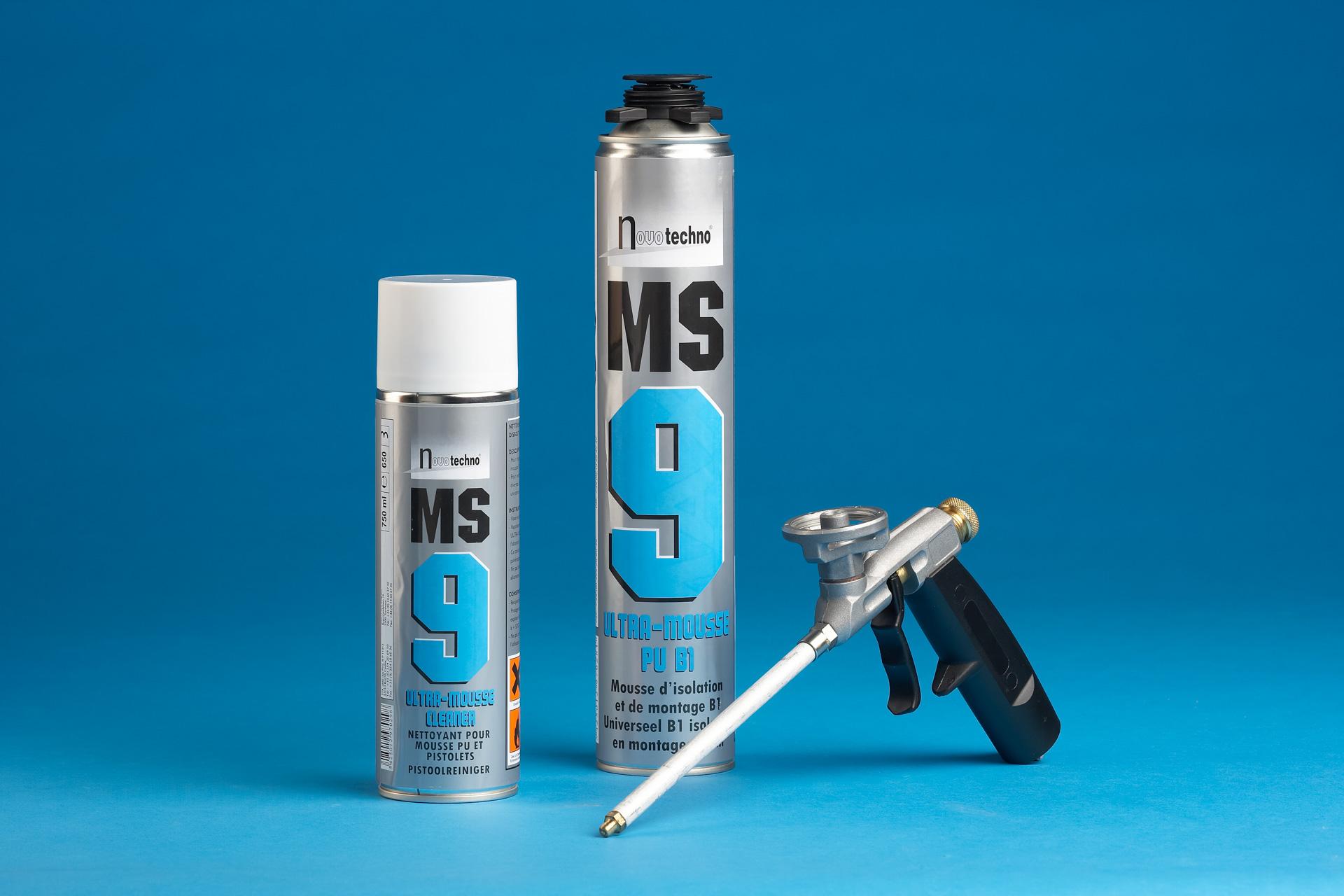 Product foto van MS9 assortiment
