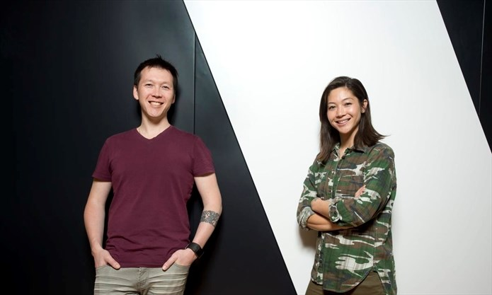 Joseph Fung and Donna Litt are the co-founders of Kiite Inc. - Mathew McCarthy , Waterloo Region Record file photo