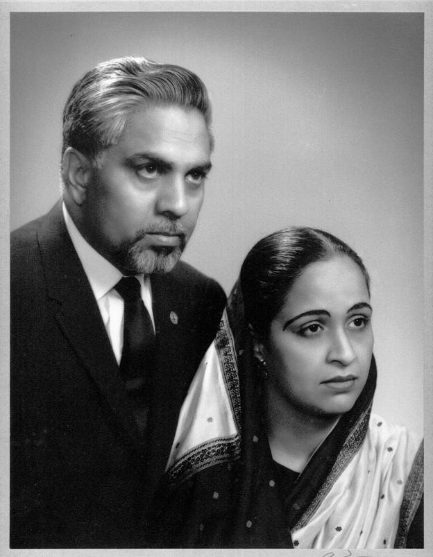 23-24 - Kuldeep Singh Chhatwal & Gina Kaur Chhatwal, taken during their early years as new Canadian immigrants.jpg