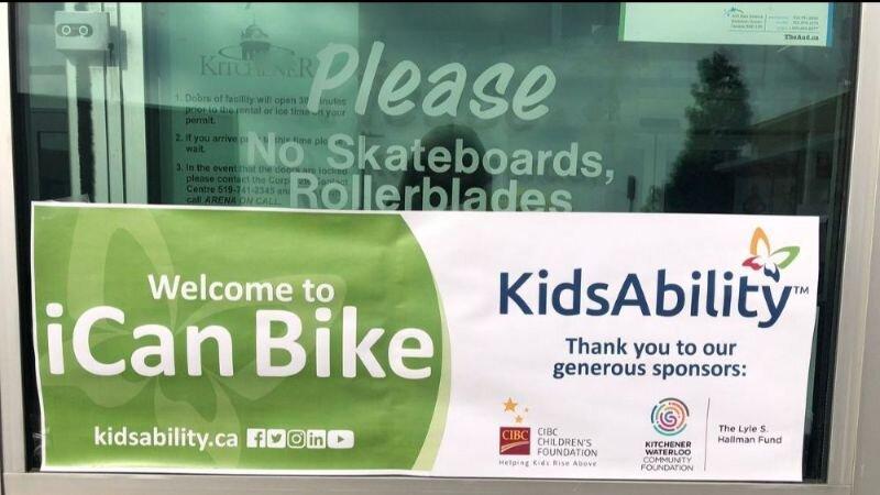 KidsAbility - iCan Bike