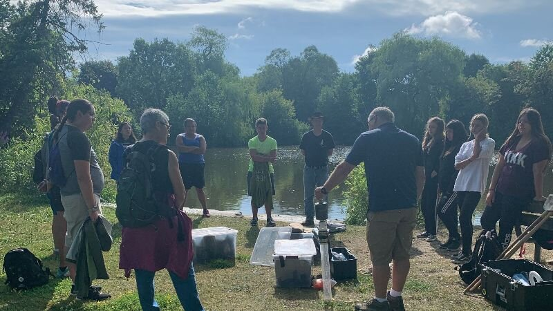 Laurier - Mama Aki: Mother Earth Science Camp