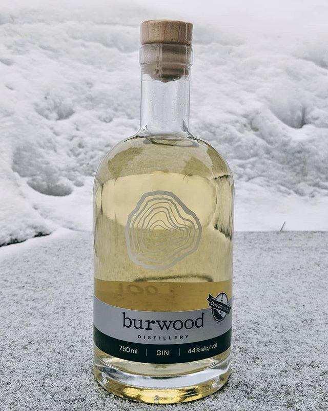 Had to go grab one of the first Burwood gin releases! @burwooddistillery #gin #craftdistillery #craftdistilling #spirits #001 #firstbatch #distillery #shoplocal #local #calgary #yyc #gintime