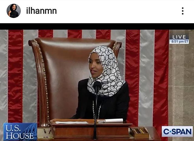 """I am where I belong"". - Ilhan Omar CarryOn Homes explores the sense of belonging by asking what does home mean to you? Omar gave a textbook response to the frequent hatred questioning ""why don't you go back to your own country"" from the very top of this country.  #Repost @ilhanmn ・・・ I am where I belong. Sign up at the link in bio to join me."