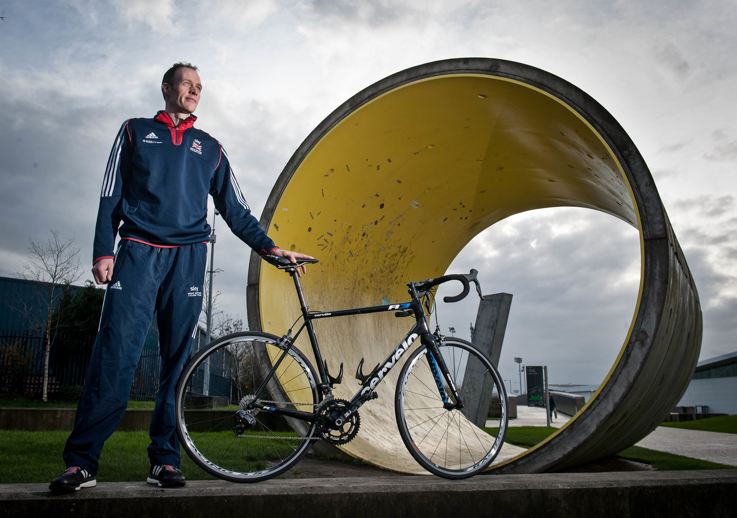 Daily Mail -David Smith MBE dreaming of Great Britain Cycling Team comeback British Cycling